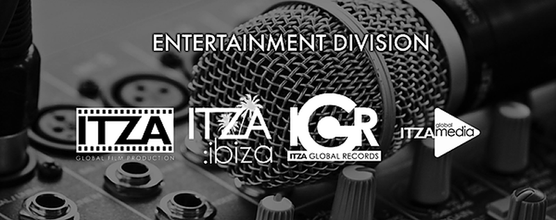 ITZA Global Banner - Entertainment