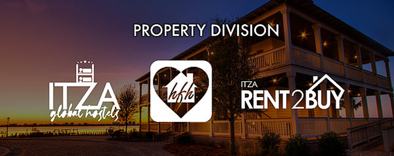 ITZA Global Banner - Division for Property