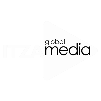 Itza Global Media Logo